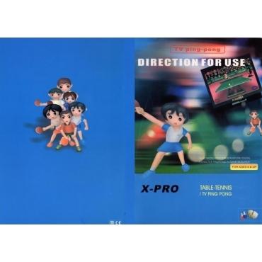 OEM TV Ping Pong X-Pro Game