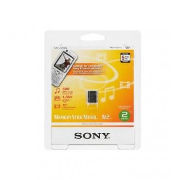 SONY MS-A2 GN