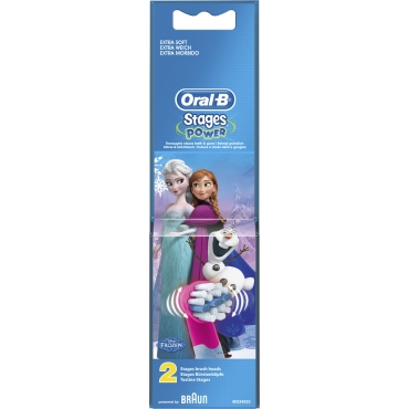 Oral-B Stages Power Frozen 2τμχ