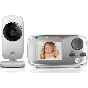 Motorola Digital Video Baby Monitor MBP-482