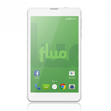 "Fluo Wave 4G 7"" (8GB) White"