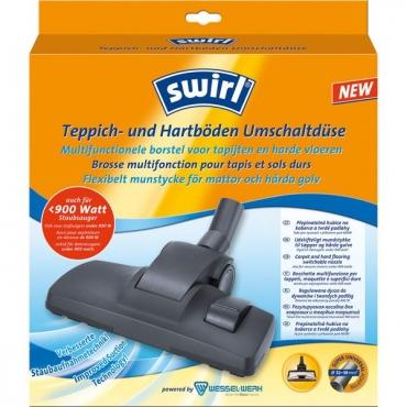 Πέλμα δαπέδου με ρόδες Swirl ECO Carpet & Hard Flooring Universal