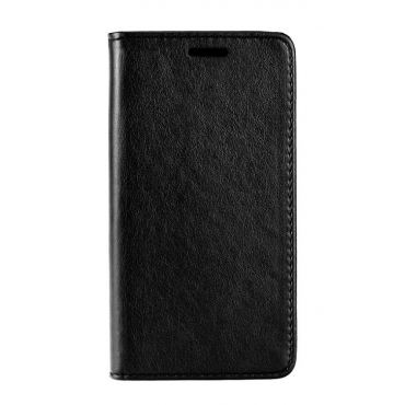 Powertech Leather Magnet Μαύρο (Xiaomi Redmi S2) MOB-1071