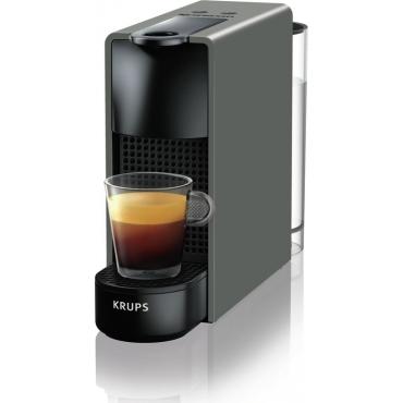 Krups Essenza Mini Grey Καφετιέρα για κάψουλες Nespresso XN110BS
