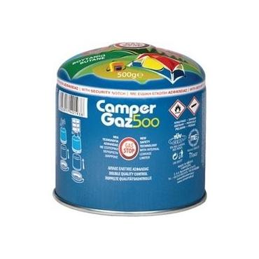 Camper Gaz 500 gas stop