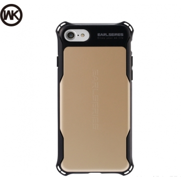 WK EARL2 Back Cover Χρυσό (iPhone 6/6s Plus)