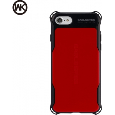 WK EARL2 Back Cover Κόκκινο (iPhone 6/6s)