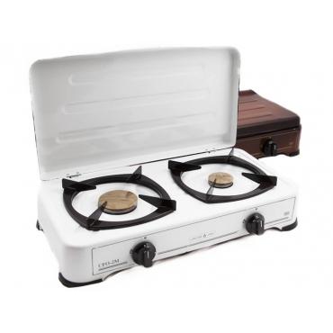 Calfer CFO-2M, Brown enamel / Καφέ εμαγιέ