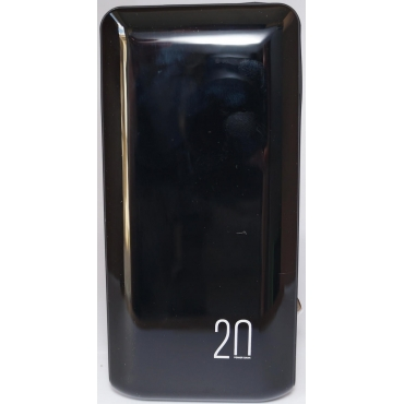 Wesdar S53 20000mAh Μαύρο