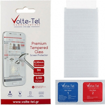 Volte-Tel Tempered Glass + Back cover (Redmi 7A)