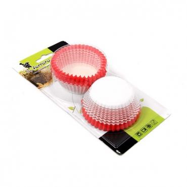 Paper muffin cups LF FR-1066P 60 pcs