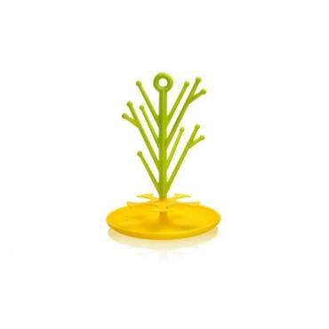 Kidsme - Βάση για στέγνωμα Μπιμπερό Lime KID-0050
