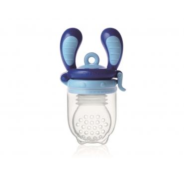Kidsme Food Feeder 4m+ Medium Blue-Aquamarine KID-0004M