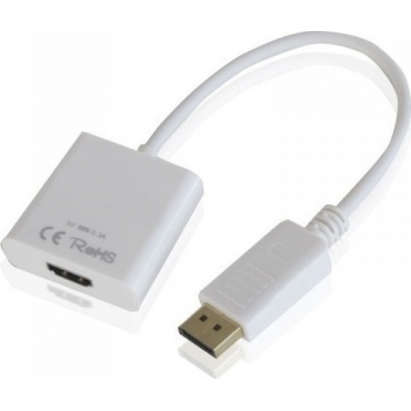 Approx DisplayPort male - HDMI female (APPC16)