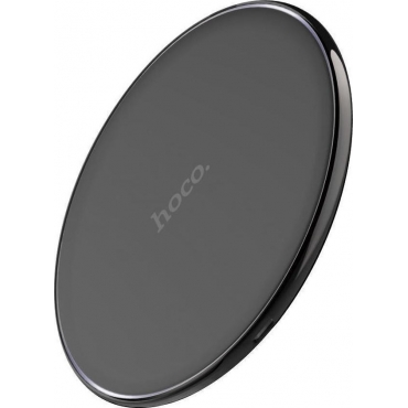 Hoco Wireless Charging Pad (Qi) Μαύρο (CW6)