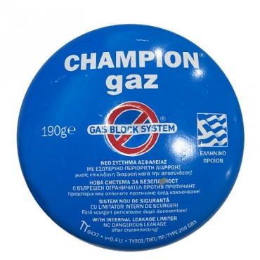 Champion gaz με gas stop