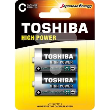 Toshiba High Power C (2τμχ) LR14GCP BP-2