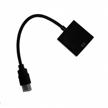 NG ΜΕΤΑΤΡΟΠΕΑΣ HDMI MALE ΣΕ VGA FEMALE, σε κουτί
