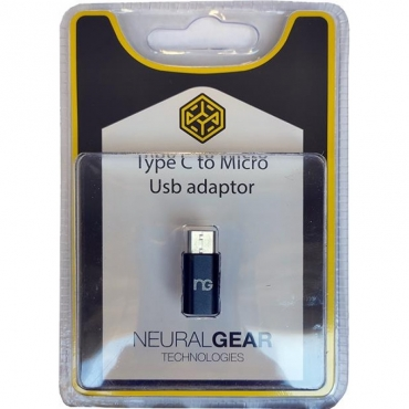 NG micro USB male - USB-C female (NG-TCM)