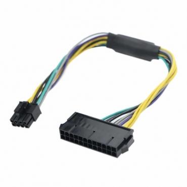 NG ΑΝΤΑΠΤΟΡΑΣ ΜΕΤΑΤΡΟΠΗΣ ΤΡΟΦΟΔΟΤΙΚΟΥ 24 pin ΣΕ 8 pin (Dell)