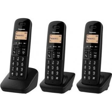 Panasonic KX-TGB613JTB Μαύρο