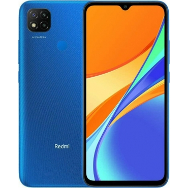 Xiaomi Redmi 9C (64GB) Twilight Blue