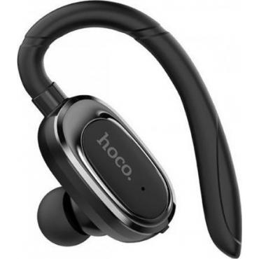 Hoco ES38 In-ear Bluetooth Handsfree Μαύρο