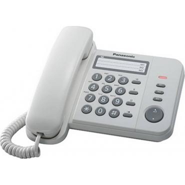 Panasonic KX-TS520EX2 White