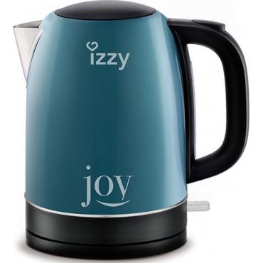 Izzy Joy Βραστήρας 1.7lt 2200W Blue