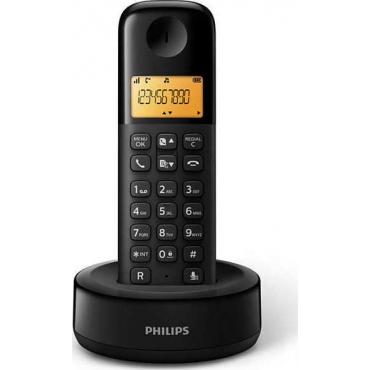 Philips D1601B/34 Μαύρο