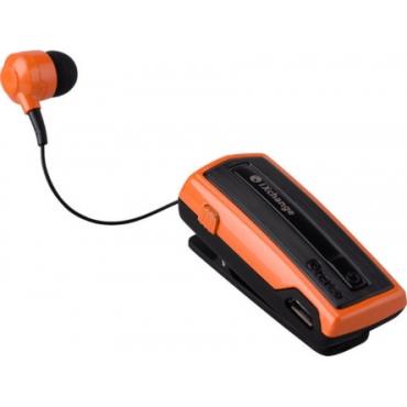 iXchange UA-28SE In-ear Bluetooth Handsfree Πορτοκαλί