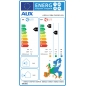 AUX Freedom ASW-H12B4 / FAR3DI-EU White