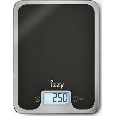 Izzy IZ-7004 Black Mirror Ψηφιακή 10kg
