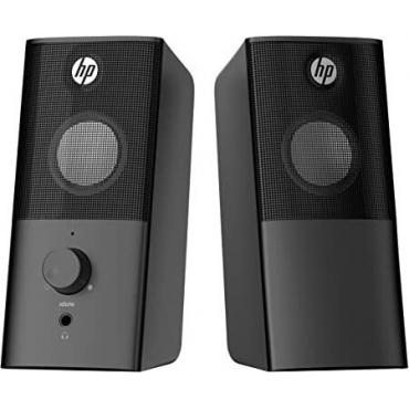 HP DHS-2101 Multimedia Speakers Μαύρο