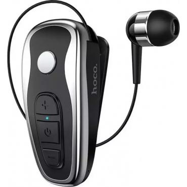 Hoco RT07 In-ear Bluetooth Handsfree Μαύρο