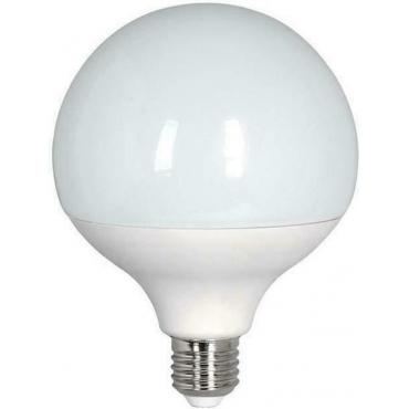 Eurolamp Λάμπα LED για Ντουί E27 και Σχήμα G120 Φυσικό Λευκό 2400lm 147-77413