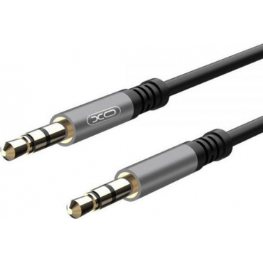 Cable 3.5mm male - 3.5mm male 1m (XO NB121)