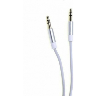 Ldnio Cable 3.5mm male - 3.5mm male Λευκό 1m (LS-Y02)