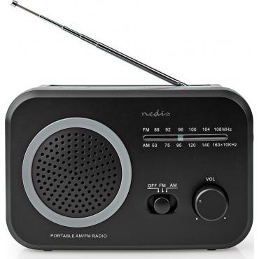 Nedis RDFM1330 Grey/Black
