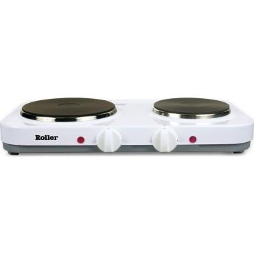 Roller 10124 Κουζινάκι Ηλεκτρικό 2 Εστιών 2500W