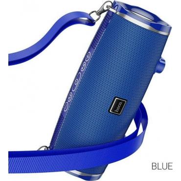 Hoco BS40 Desire Song Sports Ηχείο Bluetooth 14W με Ραδιόφωνο και 4 ώρες Λειτουργίας Μπλε