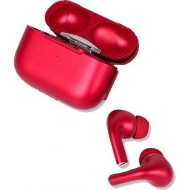 XO-X4 Earbud Bluetooth Handsfree Red