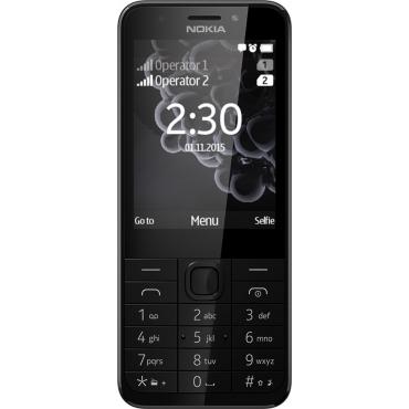 Nokia 230 Dual Dark Silver