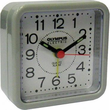 Olympus Επιτραπέζιο Ρολόι με Ξυπνητήρι OL-05
