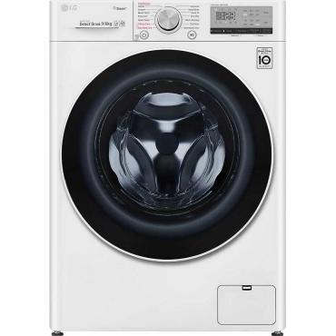 LG F4DV509H0E 9kg/6kg 1400 Στροφές με Wi-Fi