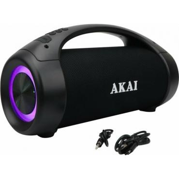 Akai ABTS-55 Ηχείο Bluetooth 50W με 3.8 ώρες Λειτουργίας Black