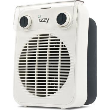 Izzy ΙΖ-9013 Αερόθερμο Μπάνιου Δαπέδου 2000W 2 in 1