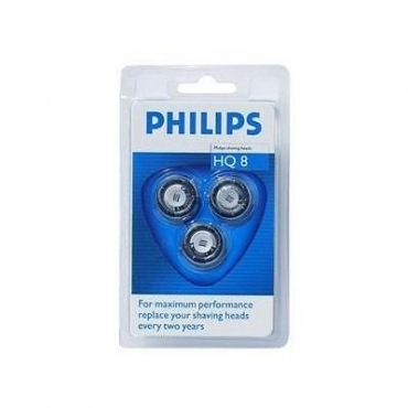 PHILIPS HQ8 set 3 τεμχ