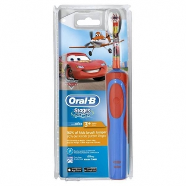 Oral-B Vitality kids Stages Power 3+ Cars (80268189)