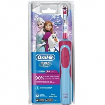 Oral-B Vitaly Kids Stages Power Frozen 3+ (80279914)